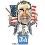 """""""Arnold Schwarzenegger"""" by Drawgood"""