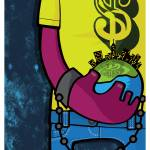 """Money slave"" by bccolectivo"