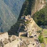 """Inca Sun Temple at Machu Picchu"" by Maly"