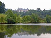 Biltmore House Reflected