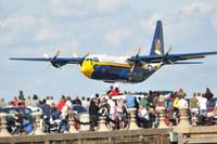 Fat Albert Fly By