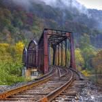 """New River RR Bridge"" by jameskorringa"
