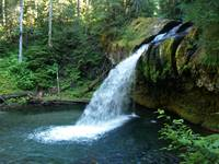 Washington Waterfall 1