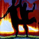 """""""Fire Dancers"""" by tdadkison"""