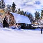 """Hollingshead Barn"" by JohnMelton"