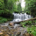 """Wagner Falls"" by cfoxtrot"