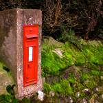 """Mail Box in Northern Ireland"" by JannArtPhotography"