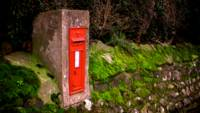 Mail Box in Northern Ireland