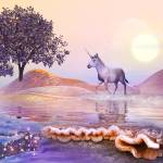 """""""The Enchanting Unicorn"""" by AnneVis"""