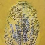 """Digital Gender Fingerprint"" by huda-art"