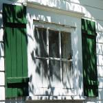 """Green Shutters, White House , Cape May, New Jersey"" by mjphoto-graphics"