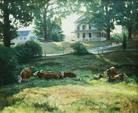 Cows In Durham CT