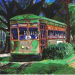 """St. Charles Streetcar"" by jkschwehm"