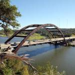 """Pennybacker Bridge"" by jjbuchan"