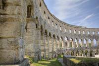 Colosseum in pula