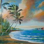 """Sailing the Tropics"" by mazz"