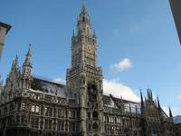 Neues Rathaus (New City Hall)