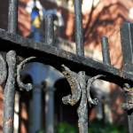 """Iron Fence"" by nicolerachelle"
