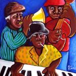 """""""Jazz Trio"""" by reniebritenbucher"""