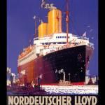 """""""Norddeutscher Lloyd"""" by VintageAd"""