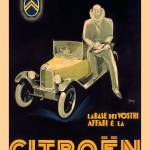 """Citroen Italiana"" by VintageAd"