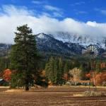 """""""Autumn Windmill At Thompson Peak"""" by jameseddy"""