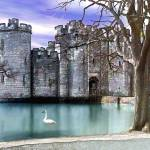 """Bodium Castle, UK"" by kurt50"