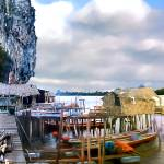 """Floating Village, Thailand"" by kurt50"