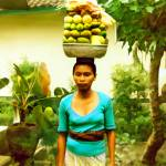 """Balinese Woman"" by kurt50"