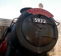 Hogwarts Express Harry Potter Universal