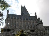 Hogwarts School Hogsmeade Village Harry Potter