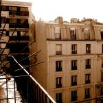 """Parisian Rooftops"" by richieihcir"