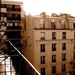 """""""Parisian Rooftops"""" by richieihcir"""