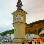 """The Clock Tower, Shanklin (23974-RDA)"" by rodjohnson"