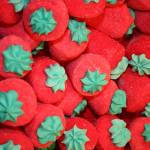 """Red and Green Confections"" by DonnaCorless"