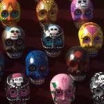 """""""Skulls"""" by jimmy-joe"""