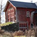 """Franklin Barn"" by scenesbyjd"