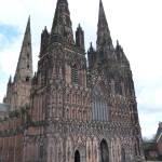"""""""Lichfield Cathedral"""" by Nectarfizz"""