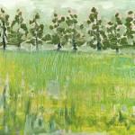"""""""Across the Meadow"""" by JENLO"""