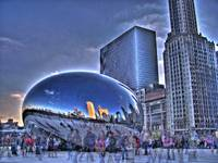 Cloud Gate - Chicago (Elarged)