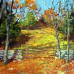 """Autumn Hillside"" by blaney"