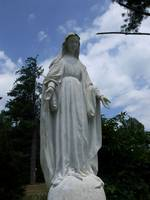 Our Lady of the gardens