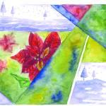 """Holiday Collage"" by saraalexandermunoz"