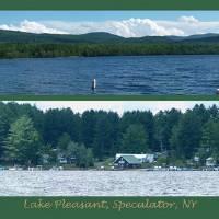 Lake Pleaant Art Prints & Posters by Bud Van Genderen