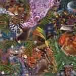 """Auca Yachai"" by Ayahuasca_Visions"