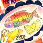 """fish and festival"" by ehtoh"