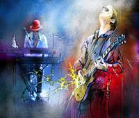 Joe Bonamassa and The Pianist