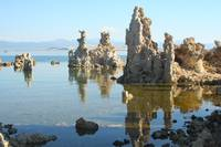 Mono Lake Castles (Color)