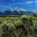 """tetons afternoon"" by brycegandy"