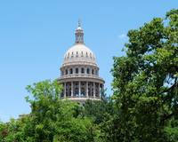 Texas Capital VI (Dome from the outside)